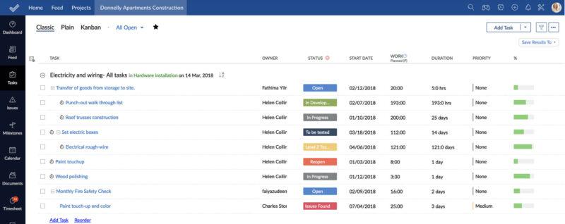 Proje yönetim platformu
